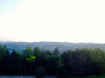 hike to Banj Brdo hill