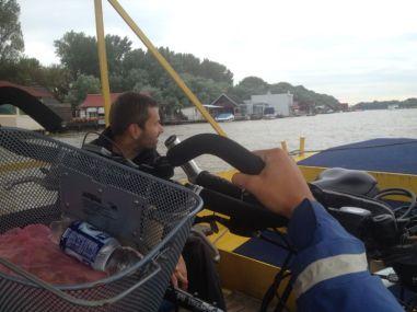 ferry to Zemun