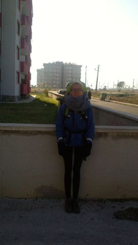 leaving Çanakkale