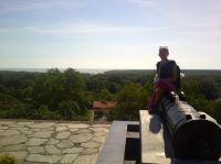 Fort in Kuala Selangor